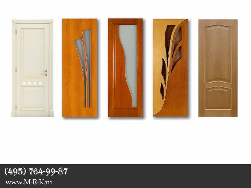Межкомнатная дверь и технология легкой конструкции.