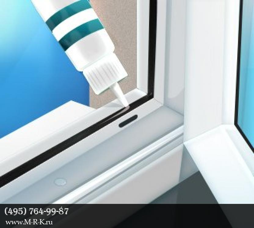 Правильный уход за пластиковыми окнами.