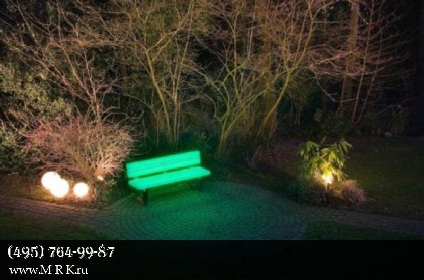 Инновационные скамейки