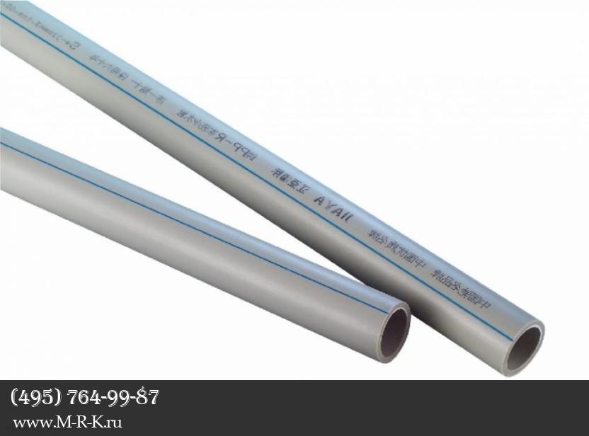 Монтаж и сварка пластиковых труб для водопровода и отопления.