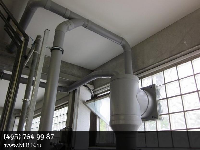 Прокладка труб металлопластиковых