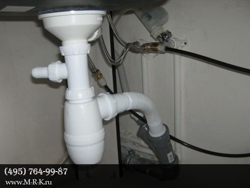 Установка смесителя в ванне, на кухне, крепление и монтаж крана.