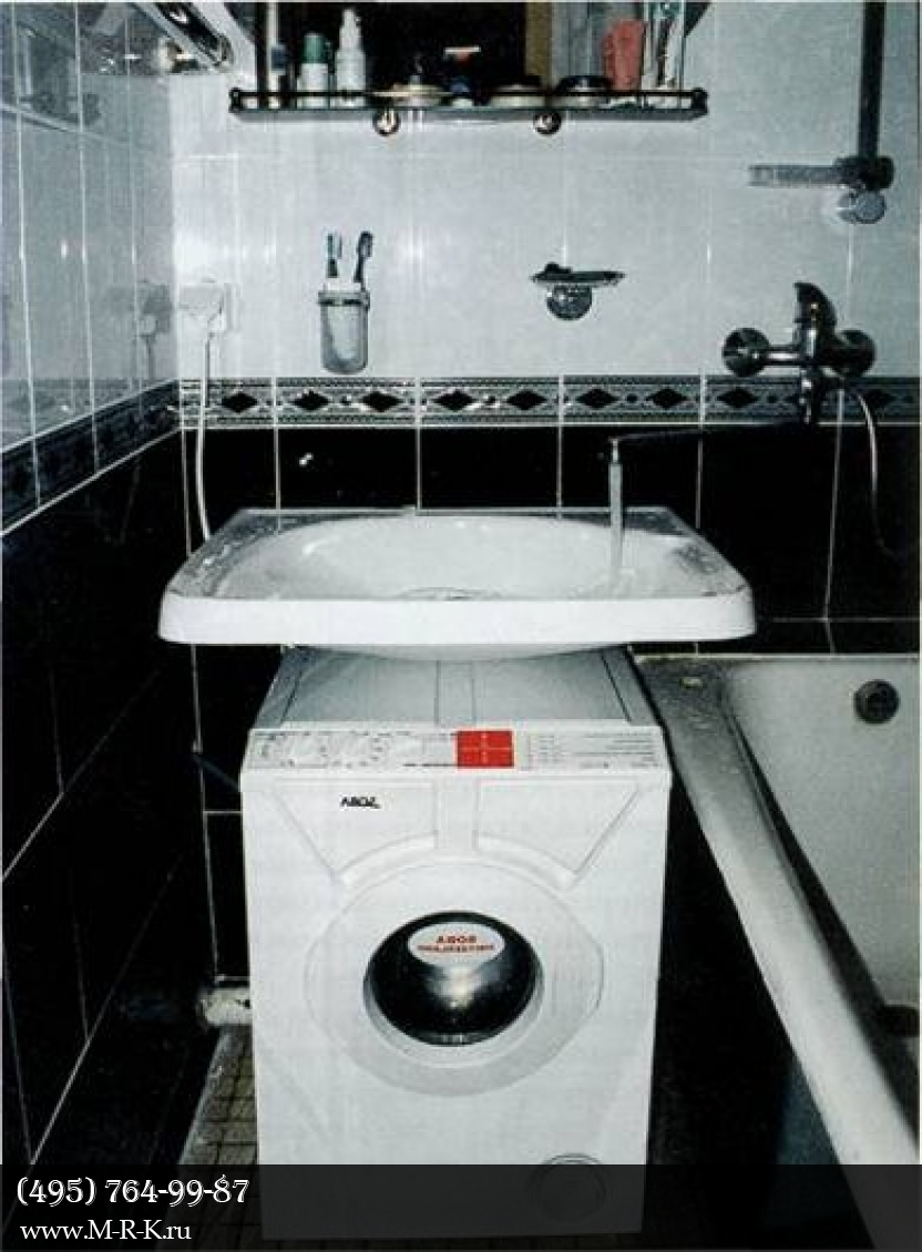 Установка стиральной машины качественно!