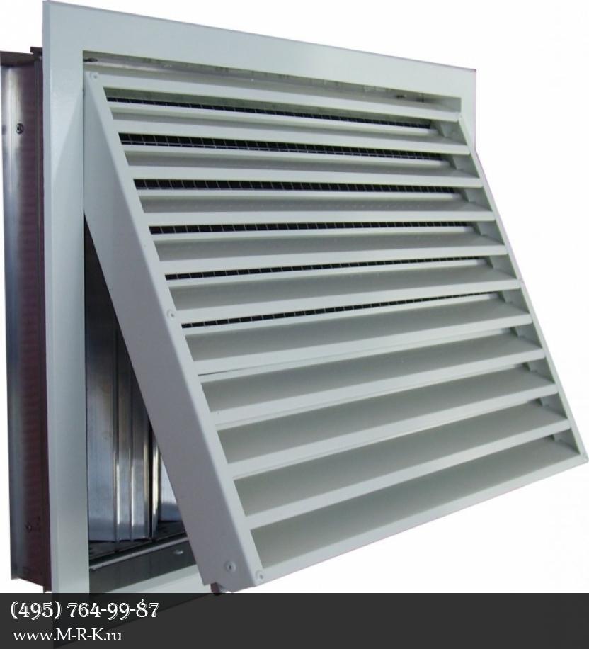 Установка приточно-вытяжной вентиляции.