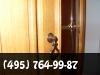Установка дверных ручек на межкомнатные двери. фото