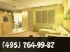 Оранжевая гостиная и кухня в вашем доме. фото