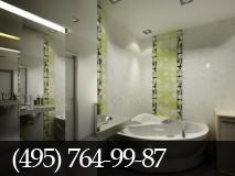 Интерьер ванны. фото