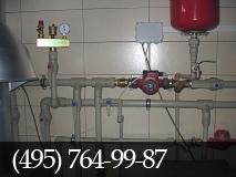 Монтаж и сварка пластиковых труб для водопровода и отопления. фото