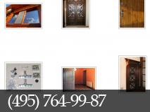 Отделка для деревянных дверей.  фото
